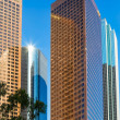 Financial district of Los Angeles — Stock Photo #38509337