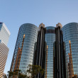 Financial district of Los Angeles — Stock Photo #38509679