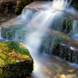 Stock Photo: Tiny waterfall in Sussex