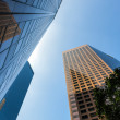 Financial district of Los Angeles — Stock Photo #38590041