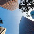 Financial district of Los Angeles — Stock Photo #38590083