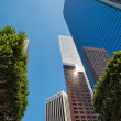 Financial district of Los Angeles — Stock Photo #38590181