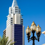 New York New York hotel and casino Las Vegas — Stock Photo #38650483