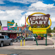 The Copper Cart in Seligman — Stock Photo #38651641