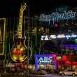 Stock Photo: Hard Rock Cafe Las Vegas