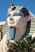 Luxor Hotel — Stock Photo