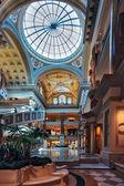 Interior Forum shopping mall in Las Vegas — Stock Photo