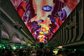Fremont light experience — Stock Photo