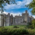 Arundel Castle — Stock Photo