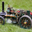 Stock Photo: Toy traction engine at Rudwick Steam Fair