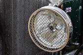 Old Bentley Headlamp — Stock Photo