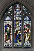 St Stephen's Church Hammerwood — Zdjęcie stockowe