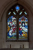 St Stephen's Church Hammerwood — Stock Photo