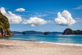 Hahei beach — Stockfoto