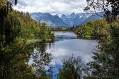 озеро matheson — Стоковое фото