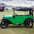 Austin Seven parked on the airfield at the Goodwood Revival — Stock Photo #39127047