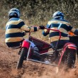 Sidecar motocross at Goodwood Revival — Stock Photo #39133257