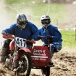 Sidecar motocross at Goodwood Revival — Stock Photo #39133357
