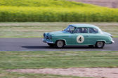 Vintage racing a goodwood — Foto Stock