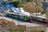 LLanberis Lake Railway — Stock Photo
