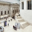 Great Court at British Museum — Stock Photo #39285547