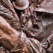 Close-up of part of Battle of Britain War Memorial — Stock Photo #39285637