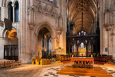 Interior view of Ely Cathedral — ストック写真