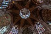 伊利亚大教堂的内部视图 — Stockfoto