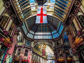 Leadenhall Market — Stock Photo