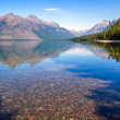 Stock Photo: Lake McDonald