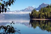 Lake McDonald — Stock Photo
