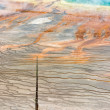 Stock Photo: Grand Prismatic Spring