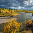 Gros Ventre River — Stock Photo #39388851