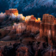 Stock Photo: New Day Dawning at Bryce Canyon
