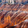 Stock Photo: Scenic view of Bryce Canyon Southern Utah USA