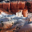 Stock Photo: Sunrise at Bryce Canyon