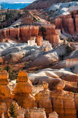 Scenic view of Bryce Canyon Southern Utah USA — Stockfoto