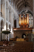 Interior of Norwich Cathedral — Foto Stock