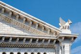 Cattedrale di dettaglio close-up di san nicola a monaco montecarlo — Foto Stock
