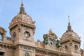 Taket detalj casino monte carlo monaco — Stockfoto