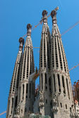 La Sagrada Familia Barcelona — Stock Photo