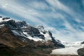 Athabasca Glacier Jasper National Park Alberta Canada — Photo