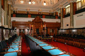 Parliament chamber British Columbia — Foto de Stock
