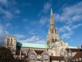 Chichester kathedraal — Stockfoto