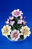 Aynsley fine bone china ornament hand modelled — Stock Photo