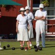 Lawn bowls match — Stock Photo #40705169