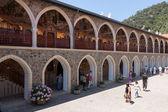 Cypr klasztor kykkos — Zdjęcie stockowe