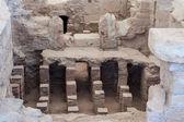 Baths near the Temple of Apollo — 图库照片