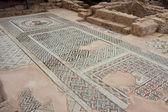 Kourian antik kenti kalıntıları — Stok fotoğraf