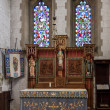 Stockfoto: Interior view St Swithun's Church